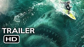 Download The Meg Official Trailer #1 (2018) Jason Statham, Ruby Rose Megalodon Shark Movie HD Video