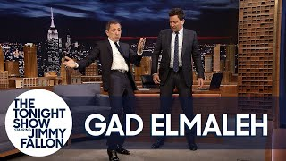 Download Gad Elmaleh Teaches Jimmy the Moroccan Hip Thrust Video