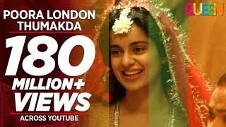 Download Queen: London Thumakda Full Video Song | Kangana Ranaut, Raj Kumar Rao Video