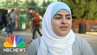 Download Muslim Student To Donald Trump: 'We're Here To Stay' | NBC News Video