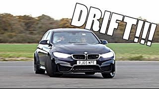 Download MY FIRST DRIFT IN NEW BMW M3!! Video