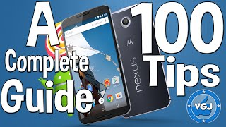 Download 100 Android Lollipop Tips: A Complete Beginner's Guide! Video