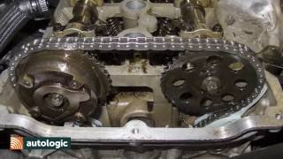 Without special tool: Mini Cooper Cylinder Head weird