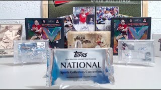 Download 2018 Topps National Silver Pack Opening **Unbelivable! Amazing Packs- Must See!!** Video
