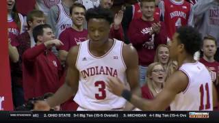 Download Rutgers at Indiana - Men's Basketball Highlights Video