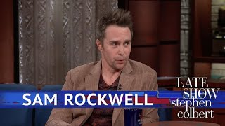 Download Sam Rockwell's 'Three Billboards' Character Was A Hateful Person Video