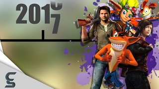 Download The Great History of Naughty Dog (1985 - 2017) Video