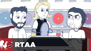 Download Rooster Teeth Animated Adventures - Gus and Geoff Start Some Shit Video
