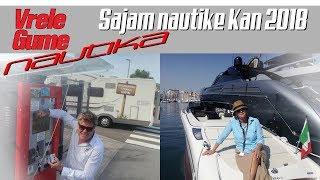 Download Sajam Nautike u Kanu - kapmerski i nautički specijal Video