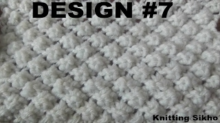 Download Easy knitting design #7 Video