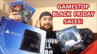 Download GAMESTOP BLACK FRIDAY SALES 2016! | Scottsquatch Video