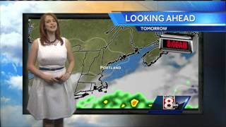 Download Mallory's Thursday Afternoon Weather Forecast Video