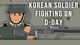 Download Korean Soldier Fighting on D-Day (Strange Stories of World War II) Video