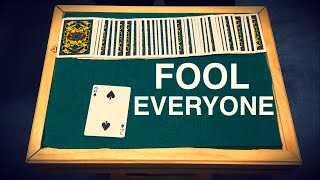 Download This Insane Time Travel Card Trick Will FOOL EVERYONE! Video