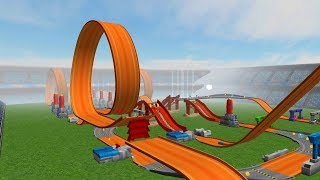 Download HOT WHEELS TRACK BUILDER GAME Torque Twister / Twinduction Sets Gameplay Video Video