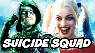 Download Arrow Season 5 Episode 13 Suicide Squad and Arrow 5x14 Promo Video