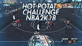 Download NBA 2K18 HOT POTATO CHALLENGE ATTEMPT BY 99 OVERALL GINO DF! NBA 2K18 CHALLENGES! NBA 2K18 GAMEPLAY! Video