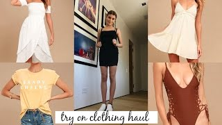 Download Lulus Try On Clothing Haul l Olivia Jade Video