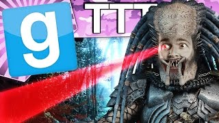 Download I AM THE PREDATOR - Gmod TTT (Garry's Mod Funny Moments) Video