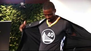 Download Behind the Scenes of the Warriors Alternate Jersey Unveiling Video