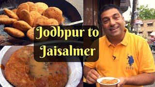 Download Jodhpur to Jaisalmer via Barmer | Rajasthan Tour Video
