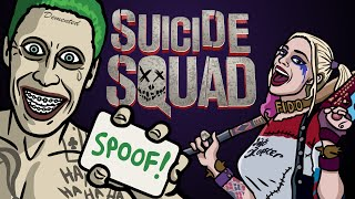 Download Suicide Squad Trailer Spoof - TOON SANDWICH Video