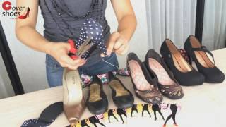 Download Aprenda como cortar o salto da capa fashion Video