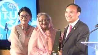 Download ITU AWARDS AND SOUTH SOUTH COOPRATION MEETING 27 09 15 Video