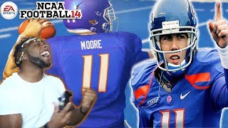 Download Forgotten College Football Stars, Where Are They Now? Kellen Moore NCAA Football 14 Video