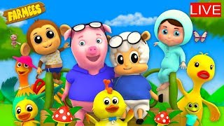 Download 🔴 Kids Rhymes And Baby Songs | Cartoon Videos For Children Video