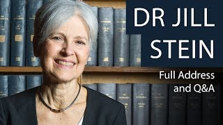 Download Dr Jill Stein | Full Talk and Q&A | Oxford Union Video