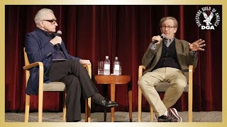 Download Bridge of Spies DGA Q&A with Steven Spielberg and Martin Scorsese Video