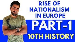 Download THE RISE OF NATIONALISM IN EUROPE | CLASS 10TH CBSE HISTORY Video