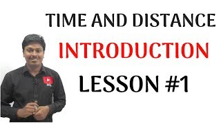 Download Time and Distance LESSON #1(Introduction) Video
