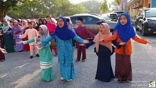 Download Lebaran di SK Teluk Ketapang : Lagu Syantik Raya | 28-6-2018 Video