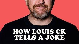 Download How Louis CK Tells A Joke Video