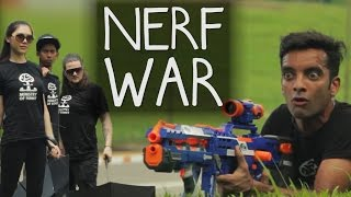 Download NERF WAR in Singapore! Video