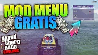 Download MOD MENU para DARTE DINERO & RP Y MAS OPCIONES! para GTA 5 ONLINE PC Video