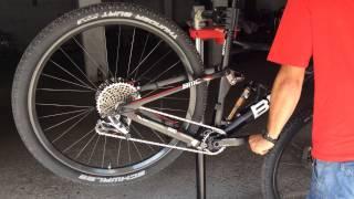 Download BMC Fourstroke 01. Vpp suspension test. Fs01 Video