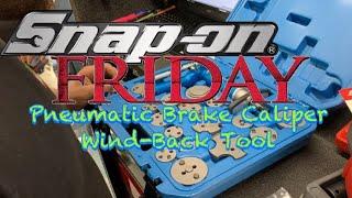 Download Snap On Friday Pneumatic Brake Caliper Windback Tool Video