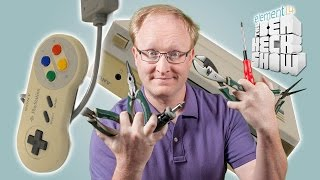 Download Ben Heck's Nintendo-Playstation Prototype Pt 1 Teardown Video