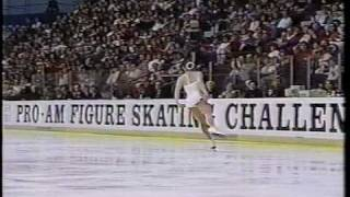 Download Nancy Kerrigan - 1992 Pro-Am Figure Skating Challenge, Ladies' Artistic Program Video