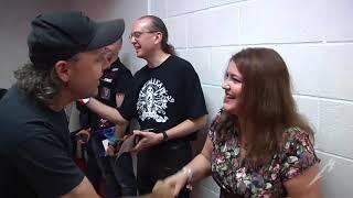Download Metallica: Meet & Greet (London, Glasgow, Manchester, Birmingham & Antwerp) Video
