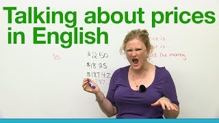 Download How to talk about prices in English - Basic Vocabulary Video