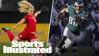Download 24 Hours With Sports' Power Couple: Eagles' Zach Ertz & USWNT's Julie Ertz | Sports Illustrated Video