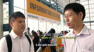 Download What Do Graduands from SMU Postgraduate Studies Say? Video