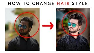 Download How to change hair style in photoshop Video