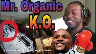 Download Reacting To Mr Organik KNOCK OUT A Robber!!! Video