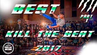 Download BEST KILL THE BEAT 2017 // TOP SETS // PART 1 // LIL G - ISSEI - POCKET - PHYSICX - KILL // PAAW Video
