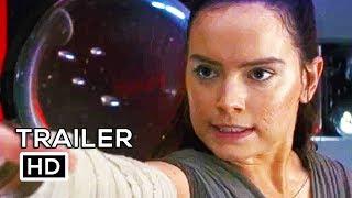 Download STAR WARS 8: THE LAST JEDI Evil Rey Trailer NEW (2017) Daisy Ridley, Mark Hamill Sci-Fi Movie HD Video